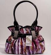 Kathy Van Zeeland Handbags Purple