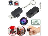 1920x1080 Full HD Mini Hidden Spy Camera USB HD Video Recorder DVR Cam Camcorder