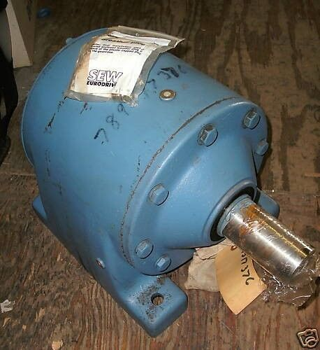 SEW EURODRIVE Parallel Helical Gear Drive R80A