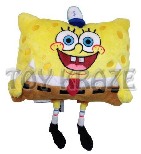 Spongebob Squarepants Throw And Pillow Set : Spongebob Pillow eBay