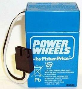 6 volt rechargeable battery ebay. Black Bedroom Furniture Sets. Home Design Ideas