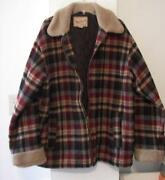 Woolrich Plaid Jacket