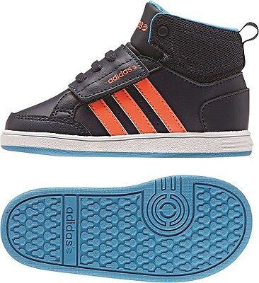 Adidas NEO Hoops CMF Mid Babyschuhe Kinder Schuhe F98535  versch. Gr. /D4