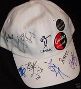 Michelle Wie Signed