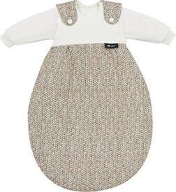 **Brand New** Alvi Baby Mäxchen squiggles Sleeping bag SuperSoft 677-9 Knit silver 68/74