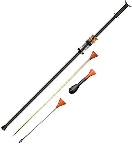 Cold Steel 4 Foot .625 Blowgun Big Bore Hunting Weapon BRAND NEW !!!