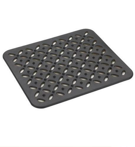 Black Sink Mat: Home & Garden