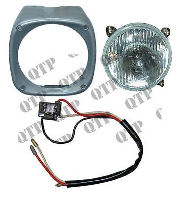 Massey Ferguson Tractor Head Lamp 135148165175178185 Light Cowl Kit Lh