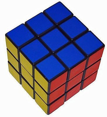 Rubik's Cube – can you do it?