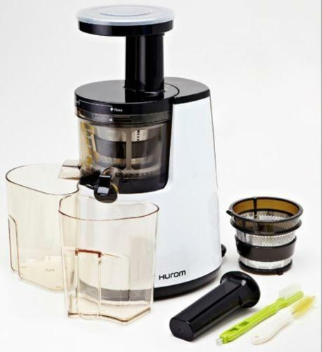 Slow Juicer Lulu : Hurom Slow Juicer eBay