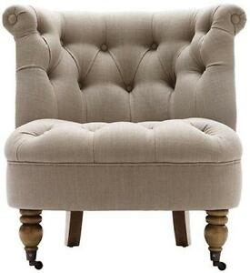 Incroyable Tufted Antique Chairs