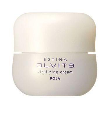 Made in JAPAN POLA Estina Alvita Melty Vitalizing Cream 30g Skin Care / e-packet