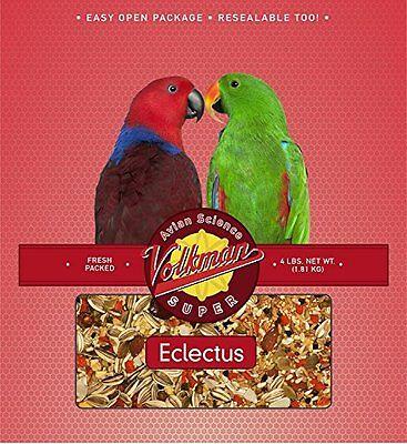 Natural Diet Bird Food For Eclectus Parrot Health Care Pet Seed Supplies Garden