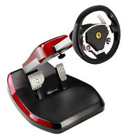 Volant Ferrari Wireless GT Cockpit 430 Ps3/Pc (Faire offre)