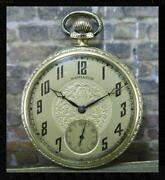 Elgin 14k Pocket Watch