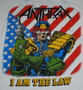 Vintage Anthrax Shirt