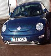 VW Beetle Automatic Car