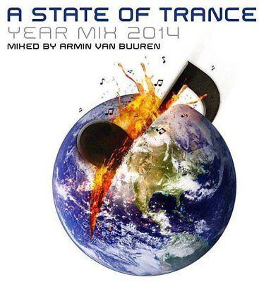 Armin Van Buuren - A State Of Trance - Year Mix 2014 [CD]