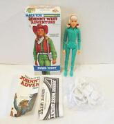 Johnny West Doll
