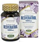 Reserveage Resveratrol 500 MG