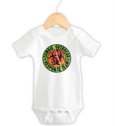 Zombie Baby Clothes