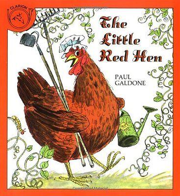 The Little Red Hen (Paul Galdone Classics) by Paul Galdone