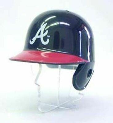 Atlanta Braves MLB Riddell Pocket Pro Replica Mini Batting Helmet -