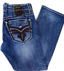Rock Revival Jeans Men's Relaxed