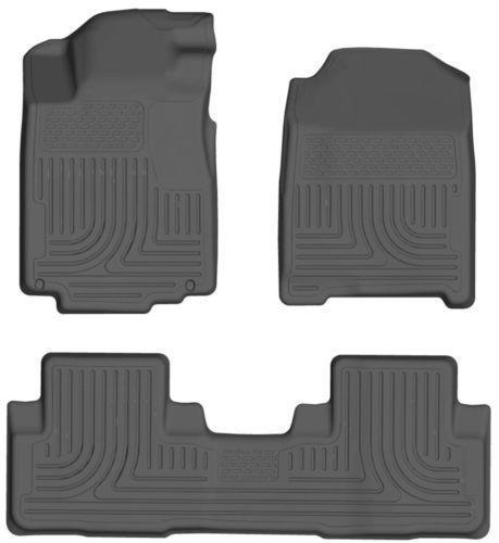 floor mats honda crv gray ebay