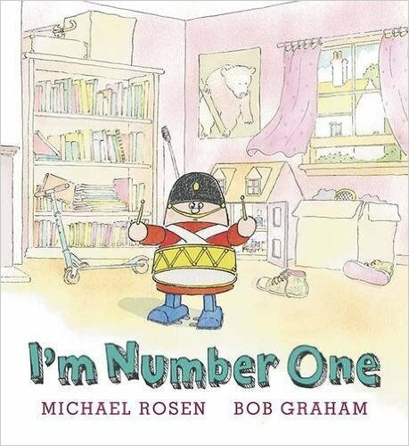 I'm Number One, New, Michael Rosen Book