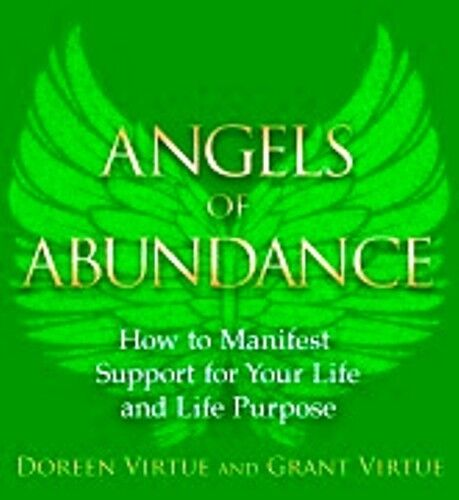 Angels of Abundance by Doreen Virtue and Grant Virtue NEW