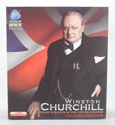 Winston Churchill Figure