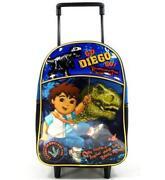 Toddler Rolling Backpack