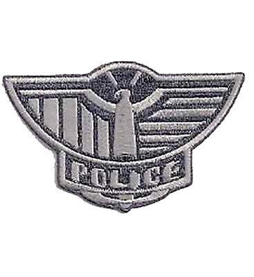 Blade Runner - Police - Patch Uniform - Kostüm Aufnäher - zum Aufbügeln - - Blade Runner Kostüm