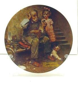 Knowles Collector Plates Norman Rockwell  sc 1 st  eBay & Knowles Collector Plates | eBay
