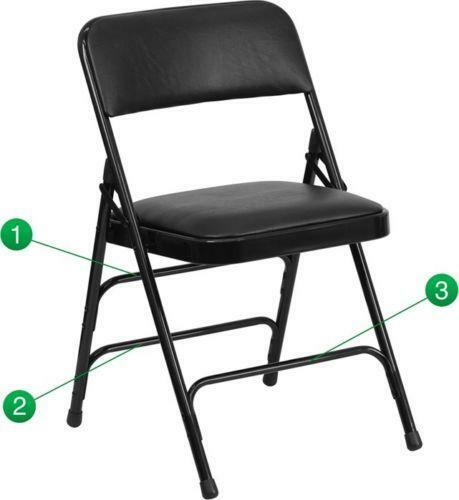 Metal Folding Chairs | EBay