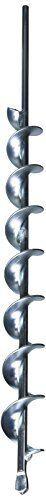 Jisco JL24 Earth Auger, 1-3/4-Inch by 24-Inch Length