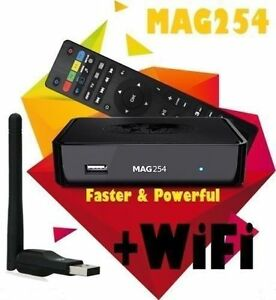 MAG-254 W-1, MAG 254 W 1, MAG-254- W-1 WITH BUILT IN WIFI