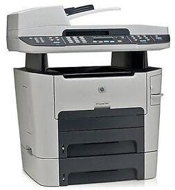 HP LaserJet 3390 MFP Mono A4 Multifunction Desktop Laser Printer