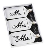 Mr Mrs Luggage Tags