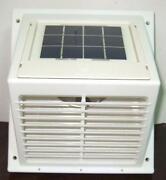 Solar Extractor Fan