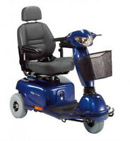 REFURBISHED 2012 INVACARE AURIGA MOBILITY SCOOTER NO HST!