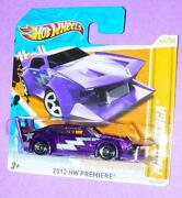 2012 Hot Wheels Mad Manga