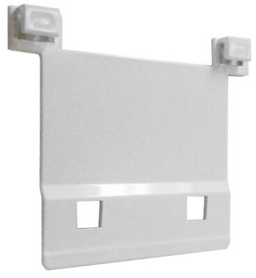 For The Bath Soap Dish - Shower Caddy Back Plate for the Ulti-Mate Dispenser. W/O the soap dish