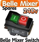 Belle Mixer Spares