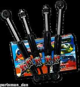 EFS XTR Shocks suit Nissan Patrol GQ GU 3 inch lift Wagon & Ute EFS  set of 4