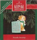 Hallmark Ornaments 1992