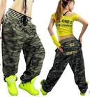 Girls Camouflage Pants