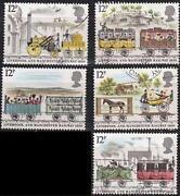 Briefmarken England
