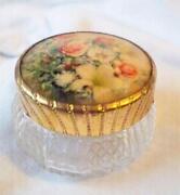 Glass Vanity Box